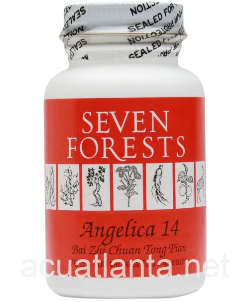 Angelica 14 100 tablets