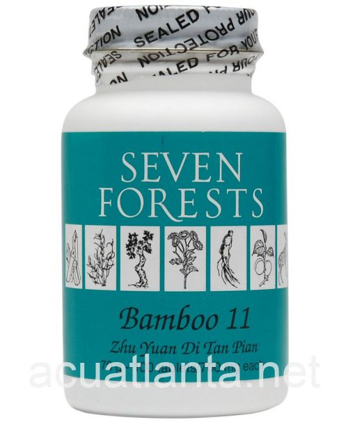 Bamboo 11 100 tablets