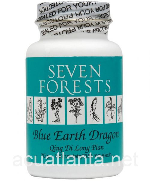 Blue Earth Dragon 100 tablets