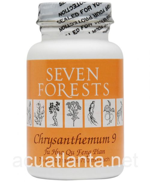 Chrysanthemum 9 100 tablets