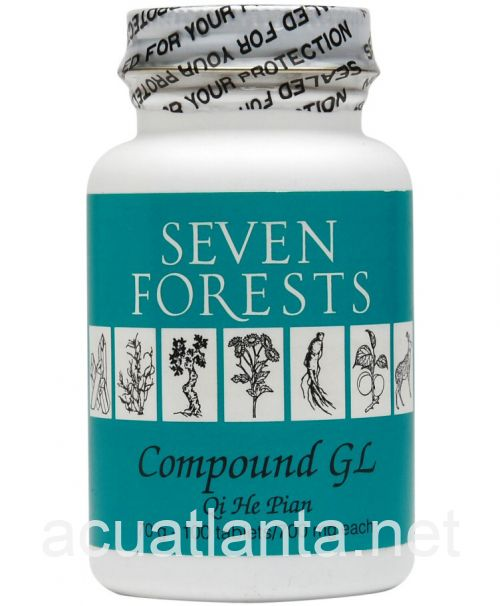 Compound GL 100 tablets