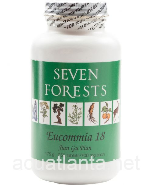Eucommia 18 250 tablets