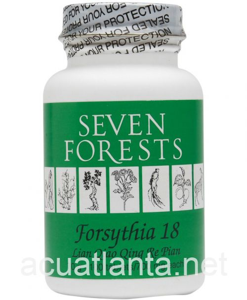 Forsythia 18 100 tablets