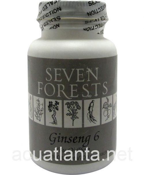 Ginseng 6 100 tablets