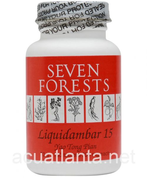 Liquidambar 15 100 tablets