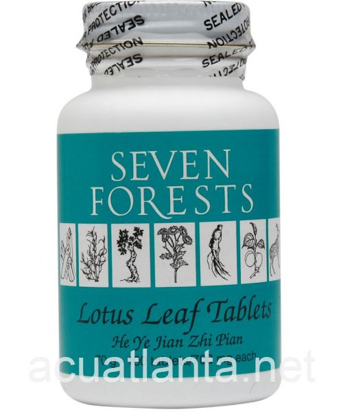 Lotus Leaf Tablets 100 tablets