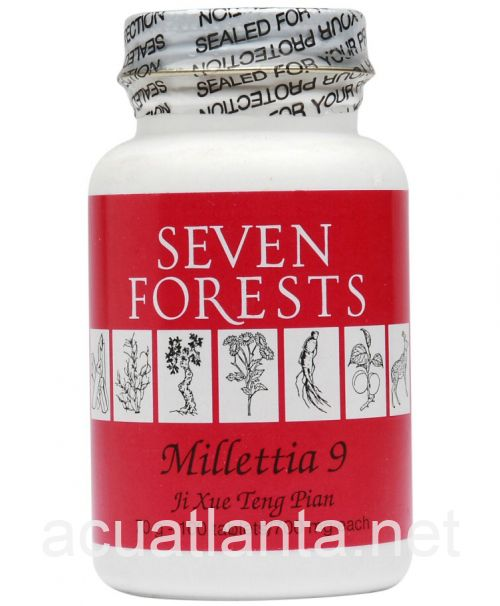 Millettia 9 100 tablets