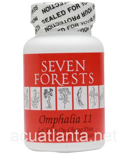 Omphalia 11 100 tablets