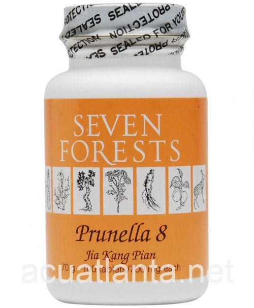 Prunella 8 100 tablets