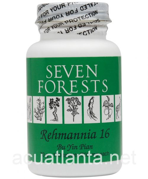 Rehmannia 16 100 tablets