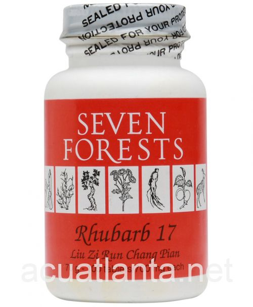Rhubarb 17 100 tablets