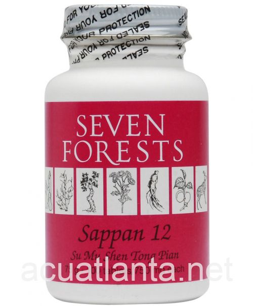 Sappan 12 100 tablets