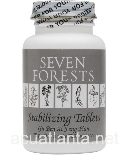 Stabilizing Tablets 100 tablets