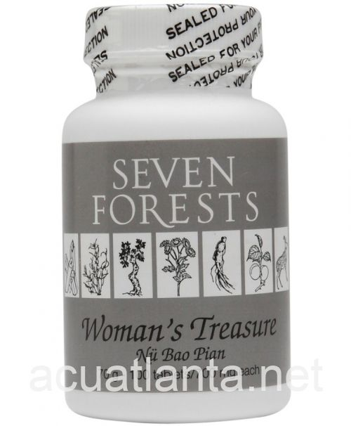Womans Treasure 100 tablets
