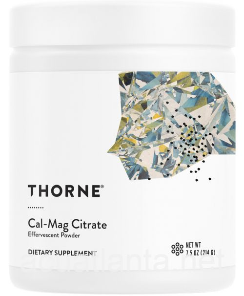 CAL-MAG Citrate Effervescent Powder 8 oz powder