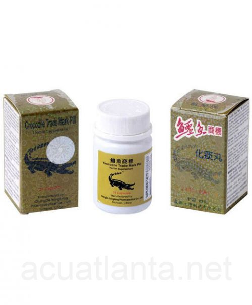 Crocodile Trade Mark Pill 24 capsules