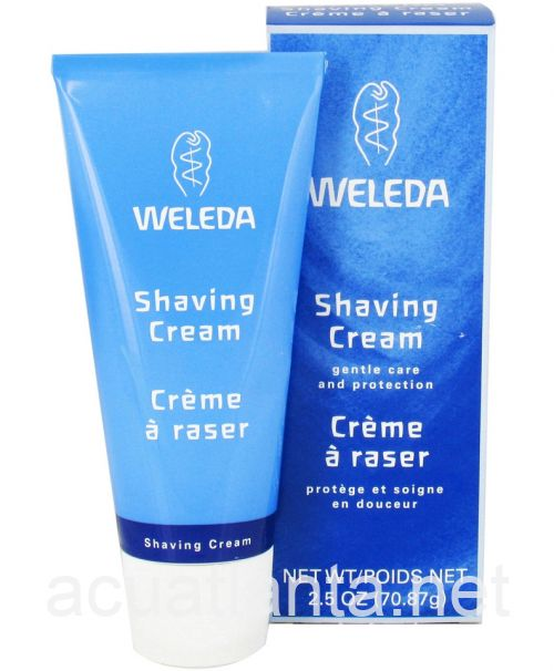 Shaving Cream 2.5 oz