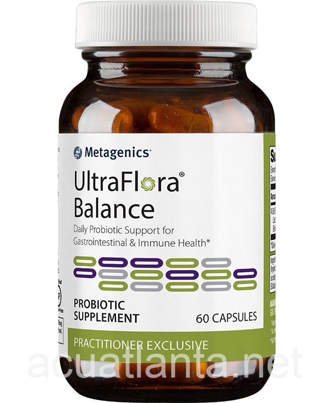 Ultraflora Balance By Metagenics Ultraflora Balance 60