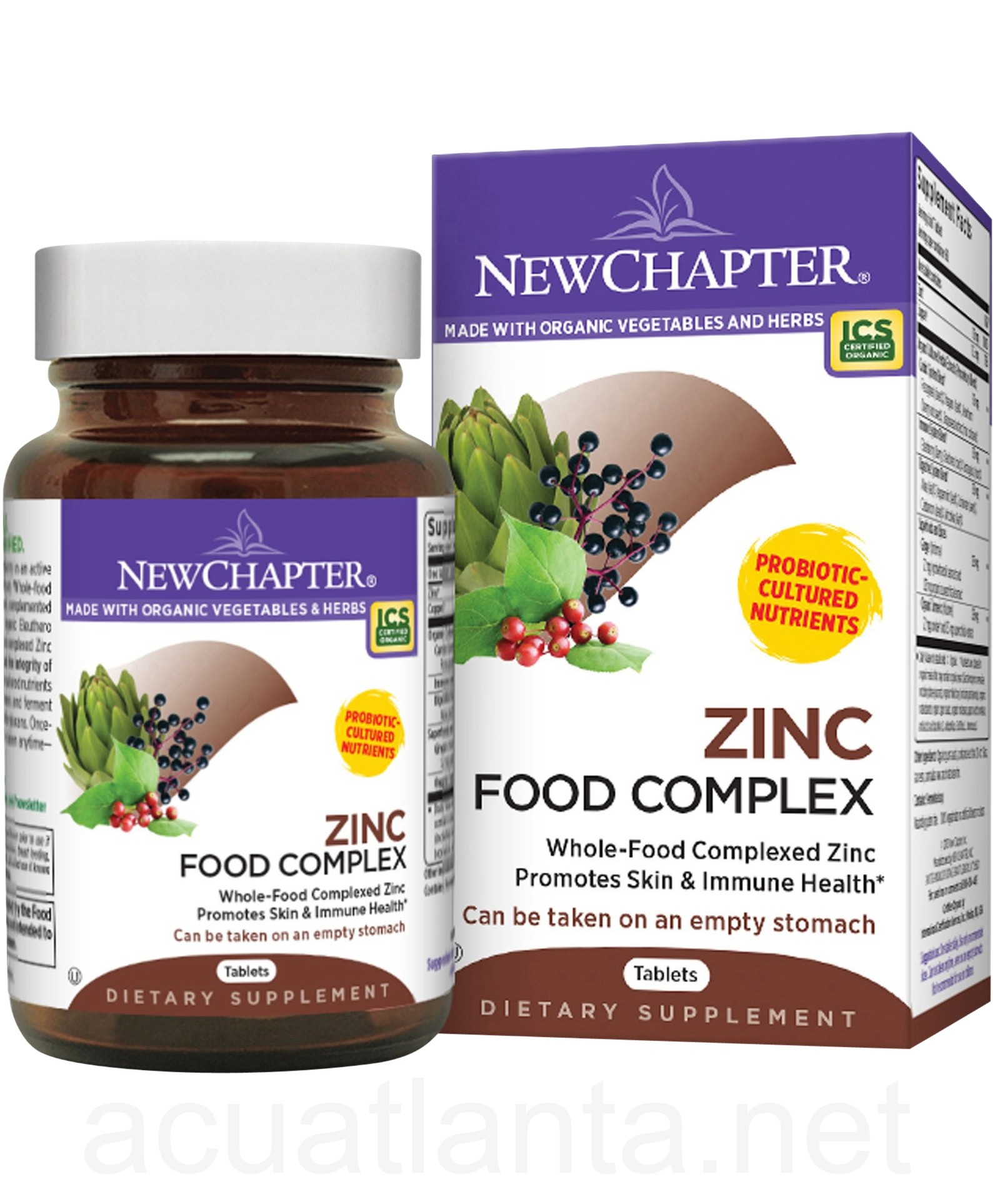 Zinc food complex by new chapter on sale in stock fast for Cuisine zinc