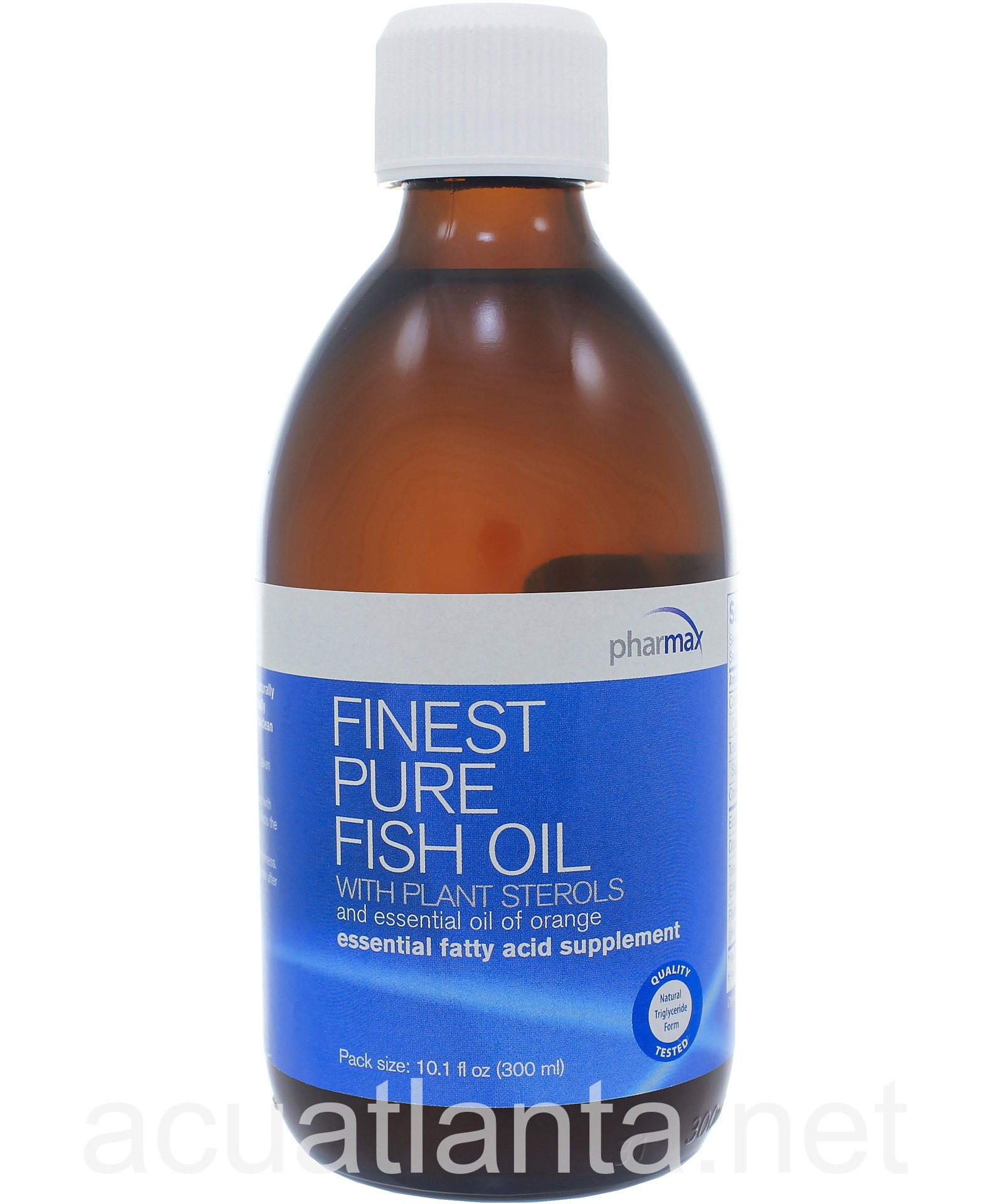 Finest pure fish oil w plant ste by pharmax finest pure for Pharmax fish oil