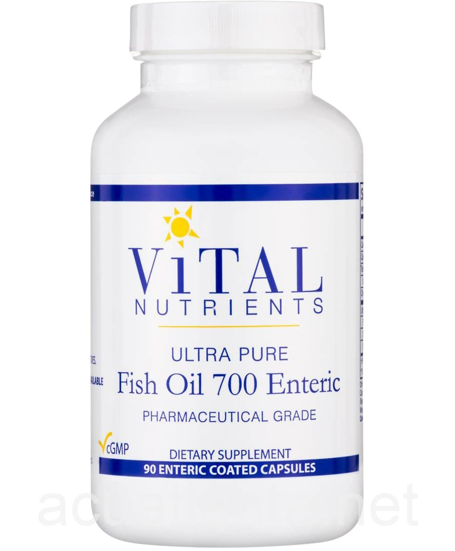 Ultra pure fish oil 90 capsules by vital nutrients on sale for Purpose of fish oil