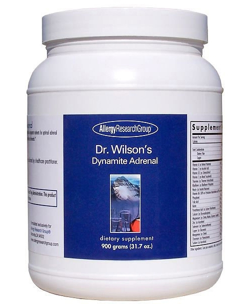 Dr. Wilsons Dynamite Adrenal 900 grams powder