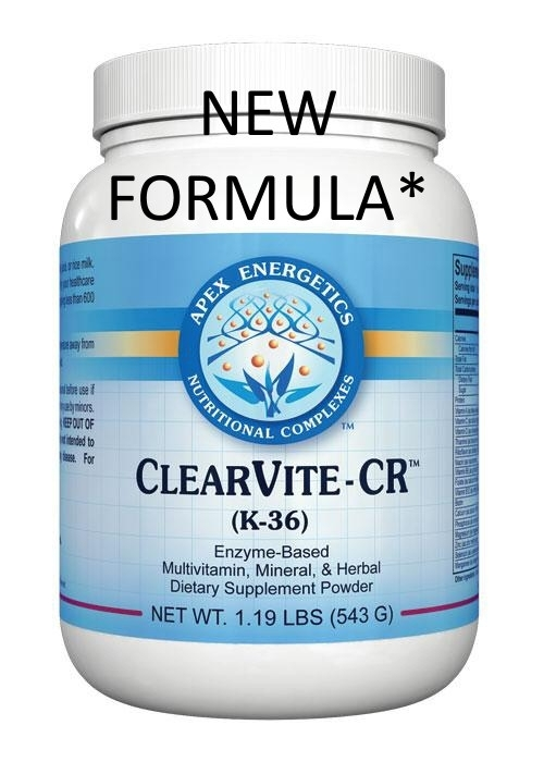 Clearvite-CR (K36) 1.19 lb Chocolate Raspberry