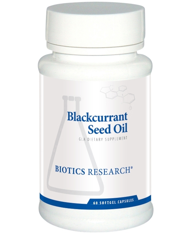 Blackcurrant Seed Oil 60 capsules