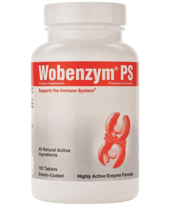 Wobenzym PS 100 count