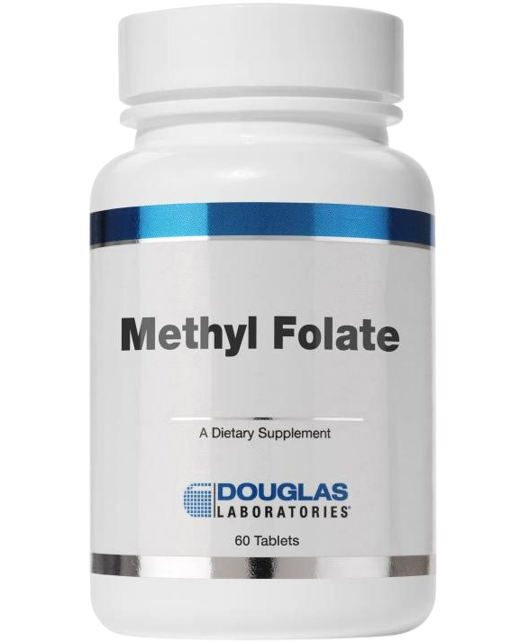 Methyl Folate (L-5-MTHF) 60 count
