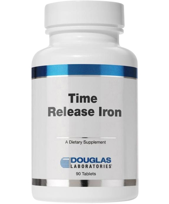 Timed Release Iron 90 count