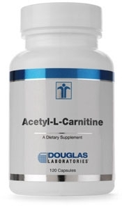 Acetyl L-Carnitine 120 capsules 500 milligrams
