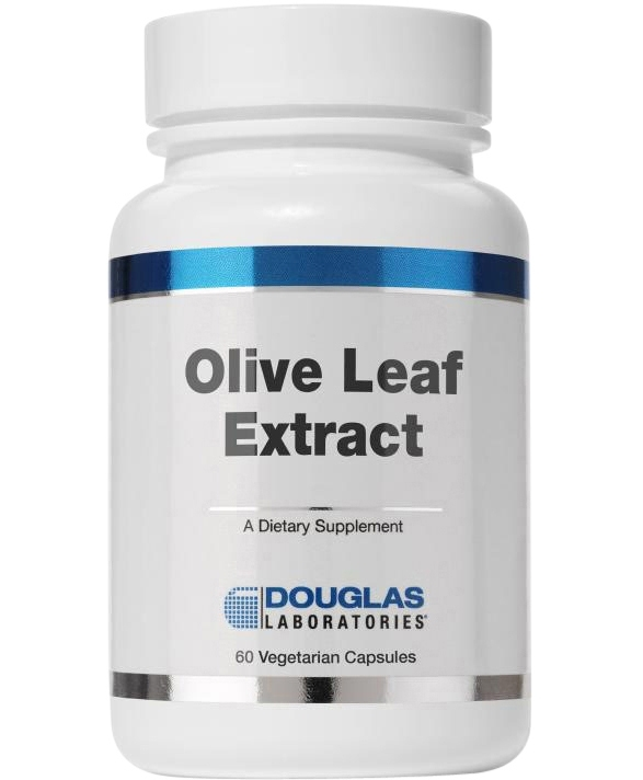 Olive Leaf Extract 60 capsules 500 milligrams