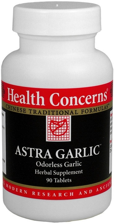 Astra Garlic 90 count
