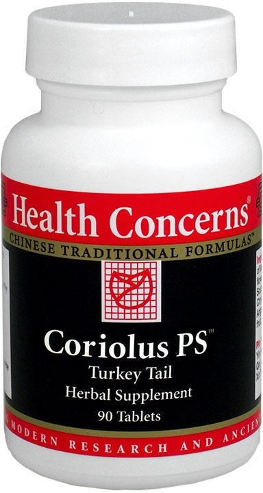 Coriolus PS 90 count
