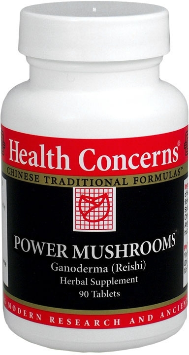 Power Mushrooms 90 count