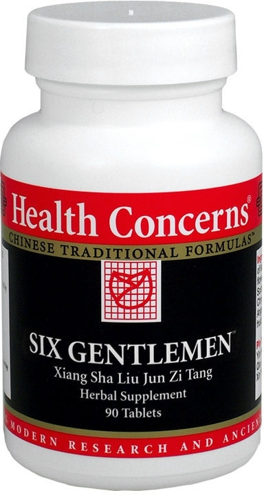 Six Gentlemen 90 count