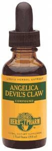 Angelica Devils Claw Compound 8 oz