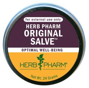 Herb Pharm Original Salve 24 grams