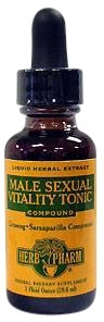 Male Sexual Vitality Tonic Compound 1 oz