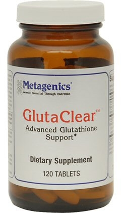 GlutaClear 120 count