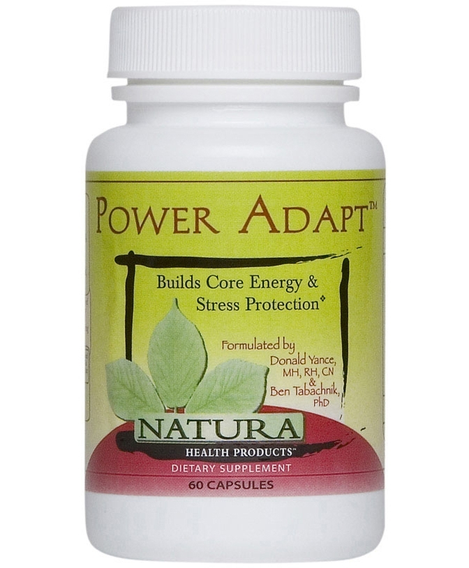 Power Adapt 60 capsules
