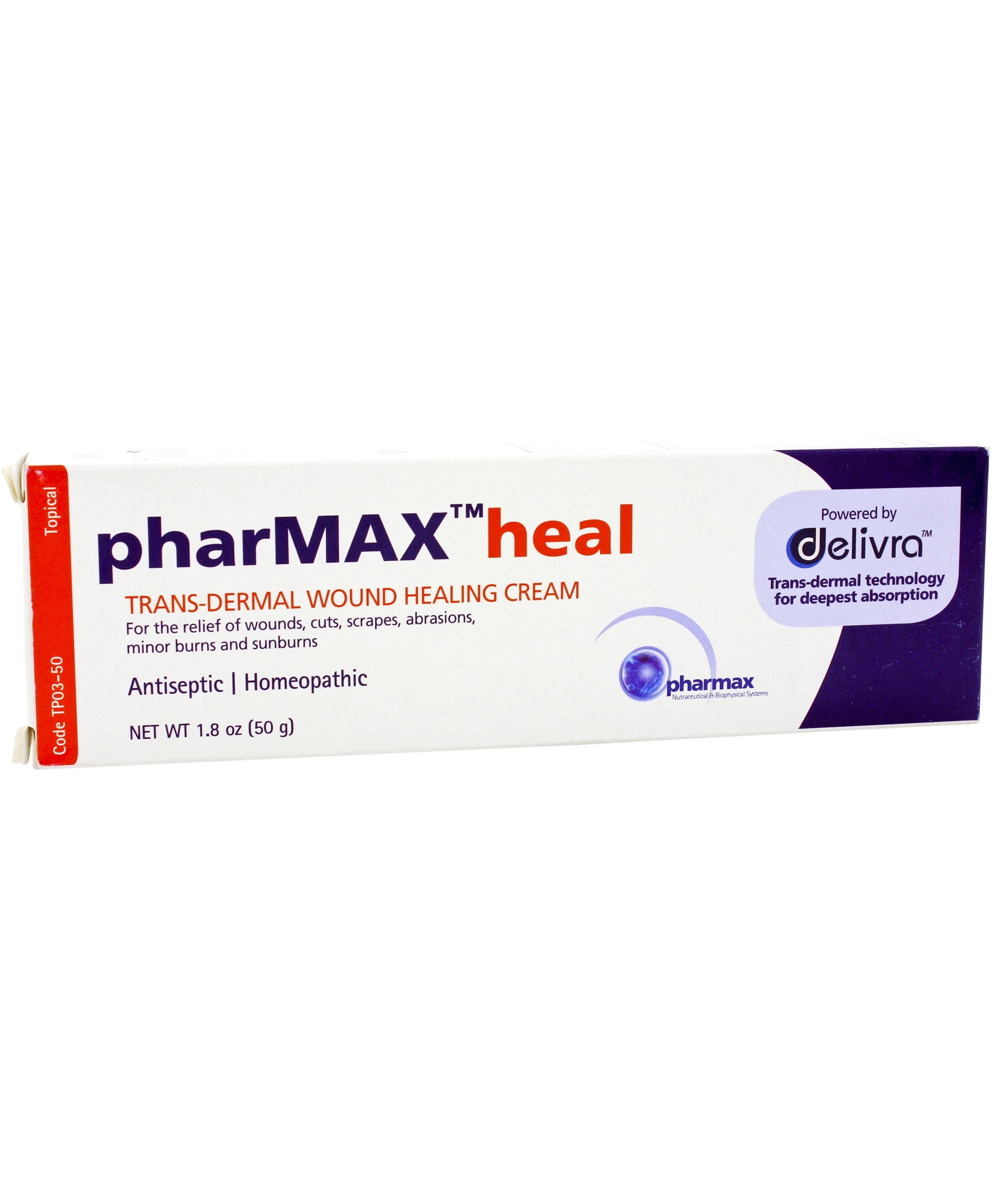 pharMAX heal (Topical Antiseptic Cream) 50 grams