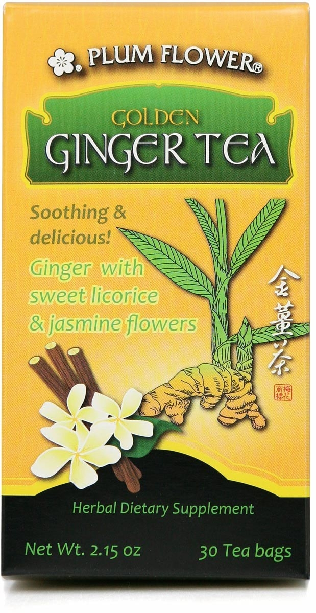 Ginger Tea 30 tea bags