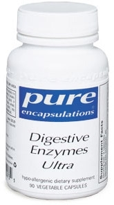 Digestive Enzymes Ultra 90 soft capsules