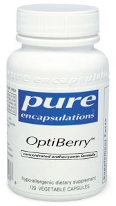 OptiBerry 120 veggie capsules