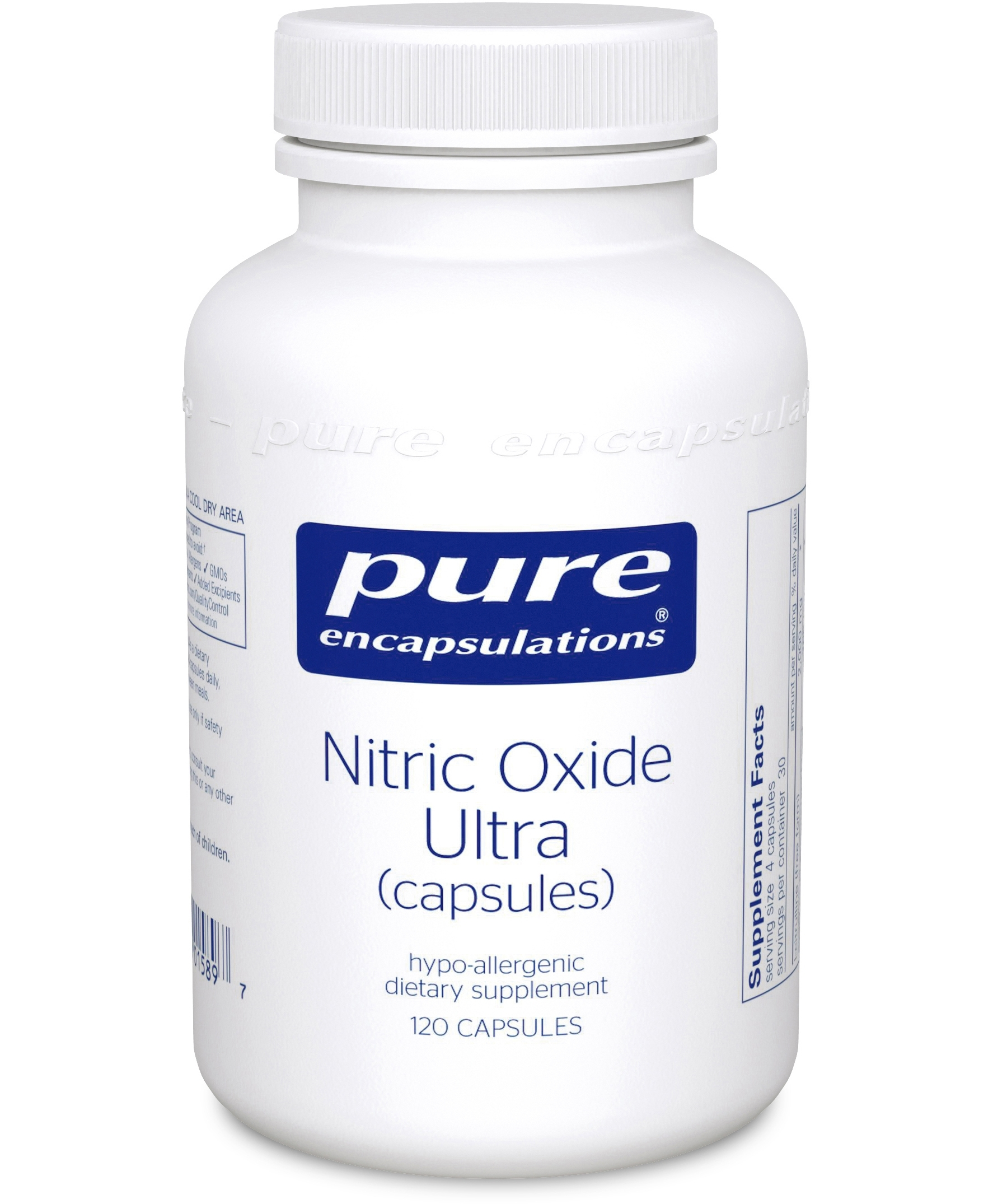 Nitric Oxide Ultra 120 capsules