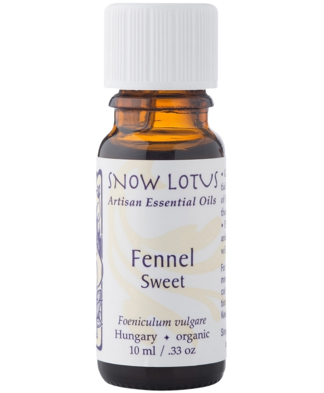 Fennel (sweet) Essential Oil 10 milliliters