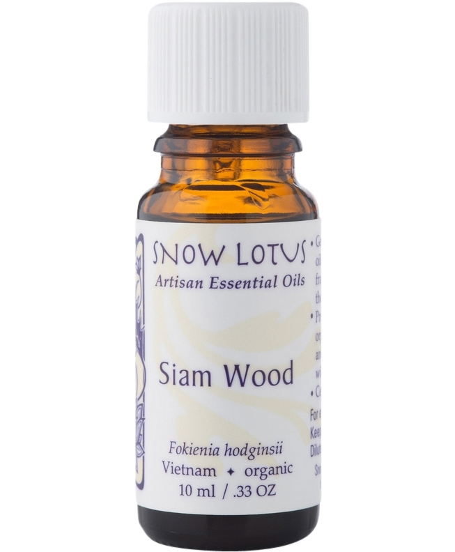 Siam Wood Essential Oil 10 milliliters