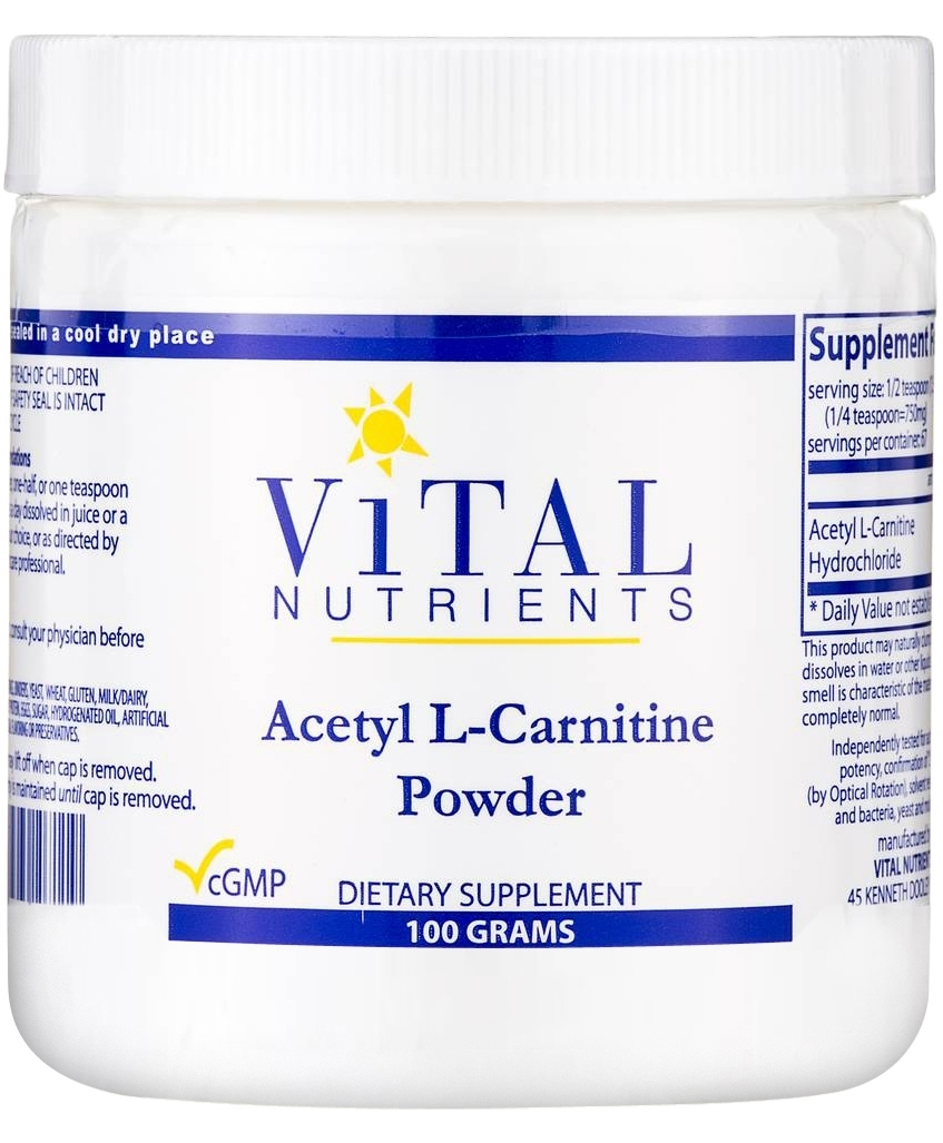 Acetyl L-Carnitine Powder 100 grams
